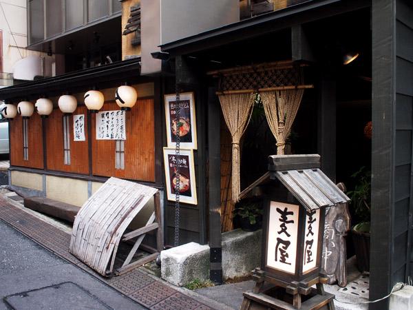 赤坂でランチを探すなら|そろそろひるめし@赤坂|麦屋